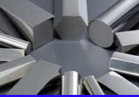 Stainless Steel round bars and channels of various sizes