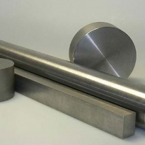 Steel Round Bars and block